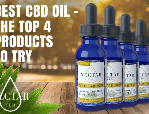 [Best CBD Oil]- The Top 4 Products to Try
